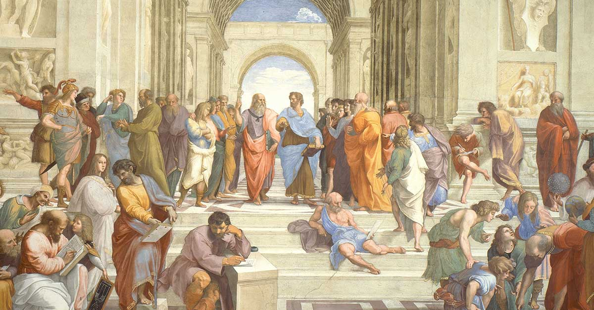 filosofene i antikkens hellas