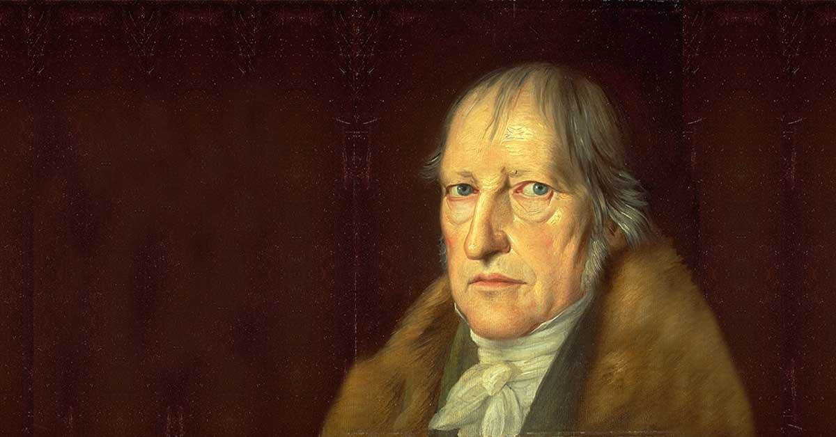 Georg W.F. Hegel