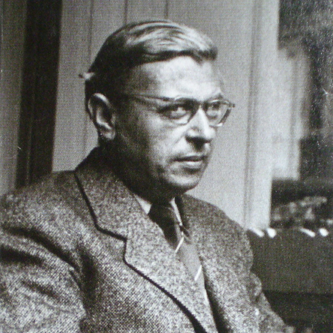 a biography of the french philosopher jean paul sartre Jean-paul sartre (1905-1980) was one of the most influential thinkers of the twentieth century regarded as the father of existentialist philosophy, he was also a political critic, moralist, playwright, novelist, and author of biographies and short stories.
